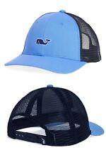 VINEYARD VINES High Profile Curved Brim Tracker Hat OSFA NWT