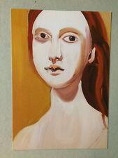 Chantal Joffe. carta di invito vista private, Victoria MIRO Galleria, 2012