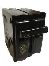 Ite Circuit Breaker Type E-Qp Qp2-B060 60A 2P Eqp260 2 pole 60 amp Old Style