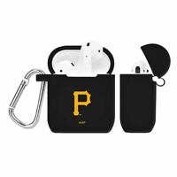 Pittsburgh Pirates Silicone Cover Compatible With Apple AirPod Case