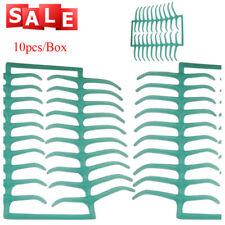 10pcs/Box Dental Lab Wax Patterns Molar Clasps XL Partial Denture Green Easy Use