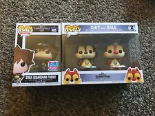 FUNKO POP SORA GUARDIAN FORM 2018 FALL CONVENTION & CHIP AND DALE