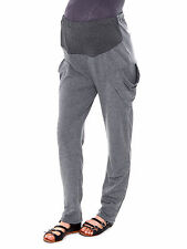 Pregnant Womens Fashion Loose Harem Sweat Pants Maternity Trousers Slacks