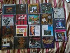 HUGE 19 CD lot TV, Cinema Stage songs Gershwin Bernstein Kern Sondheim etc