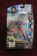 Marvel Legends BUCKY | BAF Queen Brood Series | Hasbro 2007 | Sealed Package