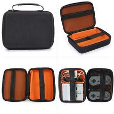 EVA Hard Travel Storage Box Carry Case Bag For 2017 Nintendo SNES Mini Console