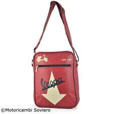 \ Borsa a tracolla Vespa di colore Rossa GS 150 //