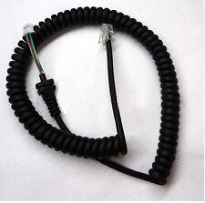 Mic cord cable for Yaesu MH-36B6J MIC FT-100 FT-100D FT-90R FT-2600M FT-3000M