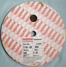 HELICOIL  HELI COIL  t1185-02c 086s    nas1130-02-10       2-56 1000 pcs.