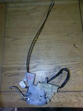 Toyota Celica MK7 2005 drivers side door lock actuator mechanism