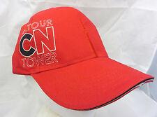 CN Tower Toronto Canada baseball cap hat adjustable V