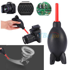 Professional Rocket Air Blower Duster For DSLR Camera CCD Lens Keyboard Cleaning