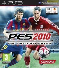 Pro Evolution Soccer 2010 (Sony PlayStation 3) Konami