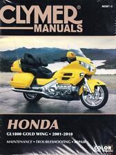 2001-2010 Honda Gl1800 Gold Wing Repair Service Workshop Shop Manual Book M5073 (Fits: Honda)