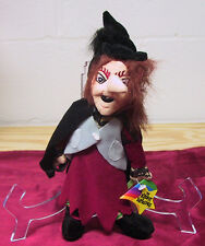 WITCHIEPOO BEAN BAG PLUSH HR PUFNSTUF PUFF N STUFF TV SHOW SID AND MARTY KROFFT