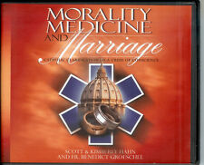 Morality Medicine & Marriage - 3 CD set - Scott, Kimberly Hahn, Fr. Groeschel