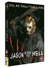 Jason Goes To Hell - The Final Friday (DVD, 2003)