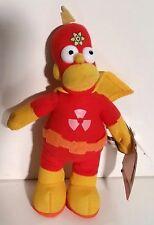 The Simpsons Homer Radioactive Man Uomo Radioattivo peluche 20cm plush doll