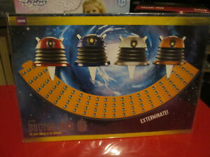 Doctor Who cake wraps and toppers 24 of each new and sealed
