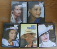 DVD  Lot de 5 Films spécial collection de Romy SCHNEIDER