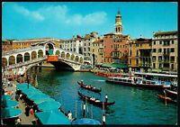 AD0124 Venezia - Città - Canal Grande - Il Ponte di Rialto