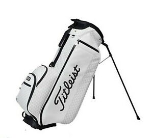 Titleist CBS13 stand caddy bag New Limited Spring Collection White