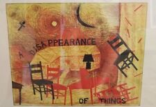 """MUSEUM COLLECTED MODERN ARTIST TERRY ALLEN """"A DISAPPEARANCE OF THINGS """""""