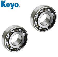 2 Rear Wheel Bearings Koyo 0926935010 For: Geo Tracker Suzuki Sidekick X-90
