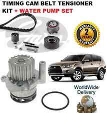 FOR MITSUBISHI OUTLANDER 2.0DT DiD BSY 2006-> TIMING CAM BELT KIT + WATER PUMP
