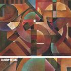 """48W""""x38H"""" MECHANICAL MAZE by RICHARD HALL - GEOMETRIC SWIRLS FORMS CANVAS"""