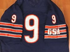 VTG MacGregor SandKnit Chicago Bears Jim McMahon Football Jersey Sz L