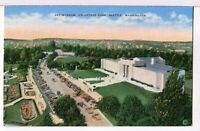 Art Museum, Volunteer Park, Seattle WA,1930-45 a Northern Pacific RR Postcard