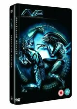 Alien vs Predator (2004) Definitive Edition Steelbook 2 Disques DVD Nouveau /