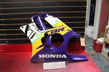 95 - 98 1995 - 1998 HONDA CBR 600 F3 OEM LEFT LOWER FAIRING W ACCESS PANEL CBR89