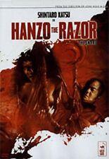 Hanzo The Snare -Hong Kong RARE Kung Fu Martial Arts Action movie NEW
