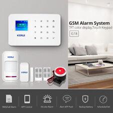 KERUI G18 DIY GSM Home Office Store Burglar Security Alarm System Sensor Kit Lot