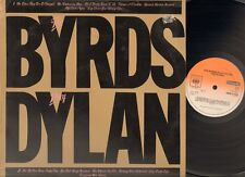 BYRDS play DYLAN 1979 LP Reissue EMBASSY Holland THE BYRDS play BOB DYLAN