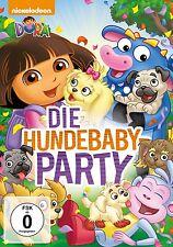 DORA THE EXPLORER: DIE HUNDEBABY-PARTY   DVD NEU  TONYA SMAY/ERIC WEINER/+