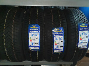 Treno completo 4 pneumatici 185 60 R15 88H XL IMPERIAL Gomme 4 Stagioni dot 2020