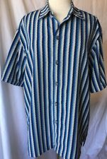 Ben Sherman Original Mens Short Sleeve Shirt Size Large