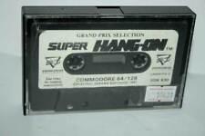 SUPER HANG ON GRAND PRIX SELECTION USATO COMMODORE 64 EDIZIONE INGLESE VBC 55431