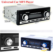 Car Stereo Player Bluetooth USB MP3 FM Radio Music Player with Remote Control