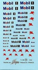 Decalbogen Mobil 1:43 (026)
