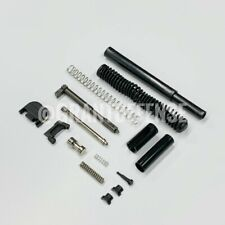 Glock 19 Gen 1-3 P80C PF940C Complete Slide Parts Kit- w/Channel Liner Punch