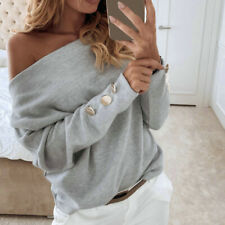 Ladies Tops Pullover Autumn Tops Jumper Fashion Casual Pullover Shirts