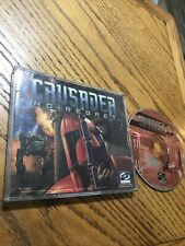 Crusader No Regret PC TESTED NEAR COMPLETE VERY NICE VERY FUN CLASSIC