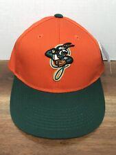 Greensboro Grasshoppers Youth Cap Minor League Class A Baseball Wide Bill New