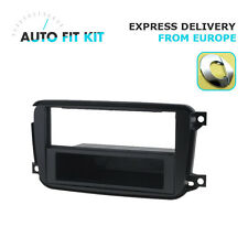 Smart Coupe ForTwo 1 Din Single DIN Fascia Radio Stereo Replacement Fascia