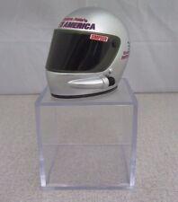 Simpson Darrell Waltrip Western Auto Signature Edition 1/4 Scale Mini Helmet