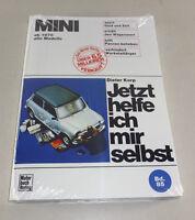 Reparaturanleitung Austin Leyland Mini, Innocenti, Cooper, Clubman -  ab 1970!